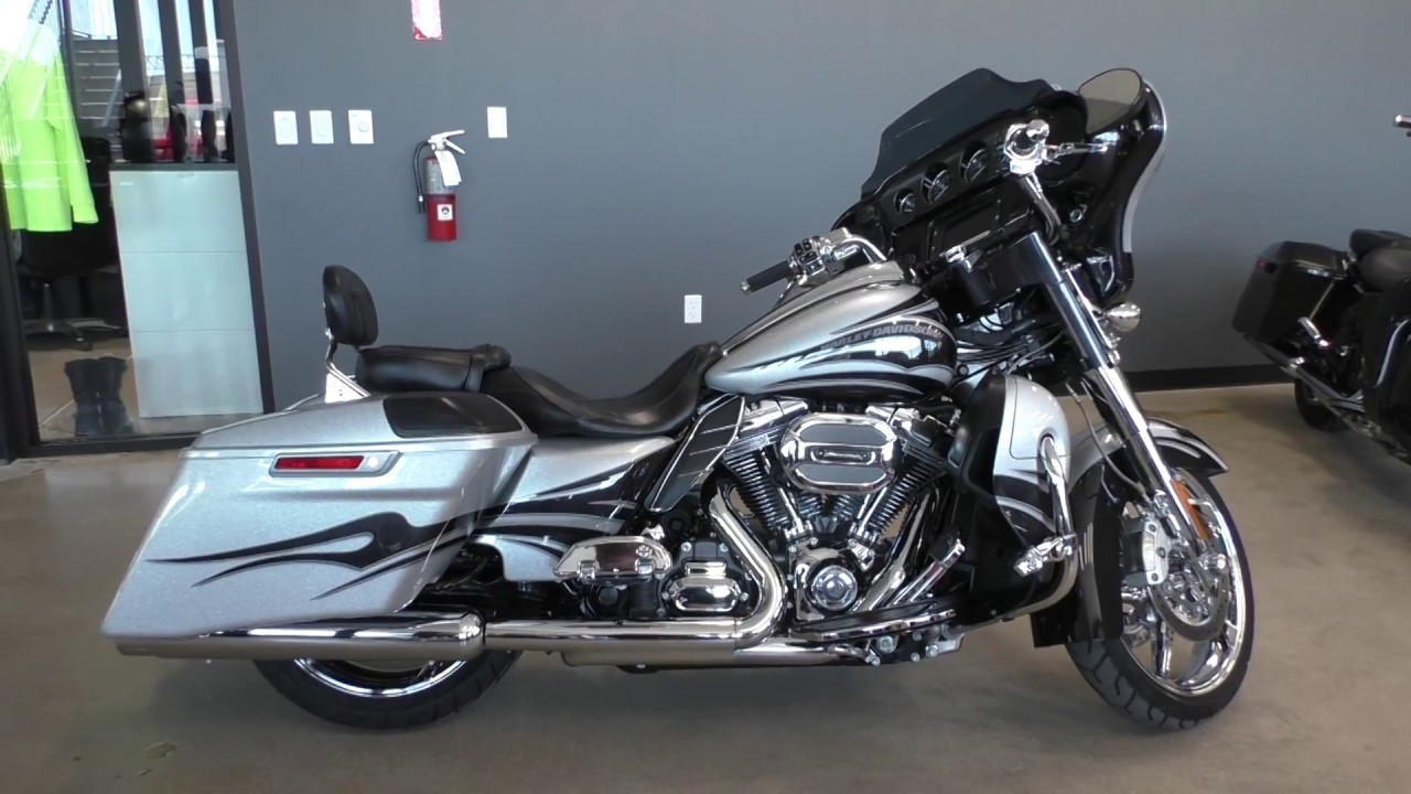 Street Glide For Sale >> 959256 2015 Harley Davidson Cvo Street Glide Flhxse Used Motorcycles For Sale