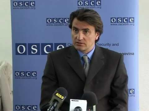 Hajro Poskovic, OSCE - on Anti-discrimination Law in BiH, Statement