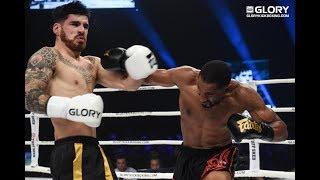 GLORY 61: Alan Scheinson vs. Omari Boyd - Full Fight