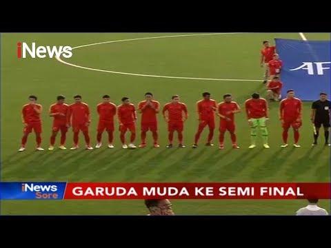 Timnas Indonesia Lolos Ke Semifinal SEA Games 2019 Usai Tekuk Laos 4-0 - INews Sore 05/12