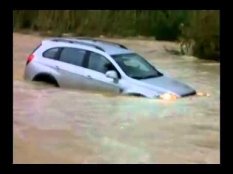 Chevrolet Captiva amphibious vehicle.mp4
