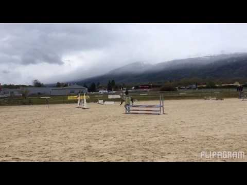 CSO La Vie Haute, poney 3 avec Bob