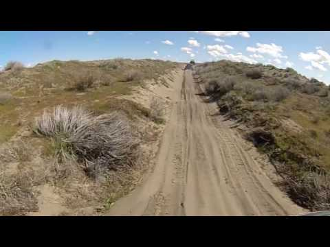 Moses Lake, WA Sand Dunes