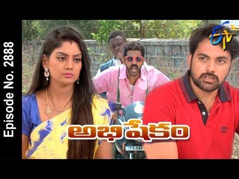 Abhishekam | 19th April 2018 | Full Episode No 2888 | ETV Telugu