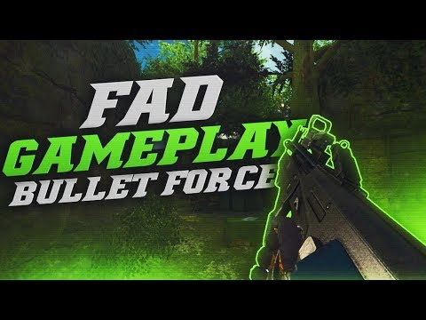 Bullet Force  Its FAD TIME!  New Free Weapon