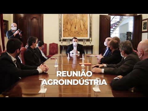 #GovernoSC - Reunião Agroindústria