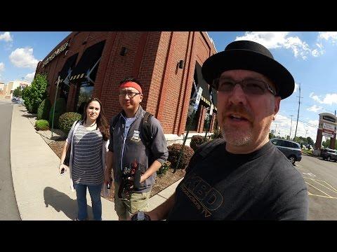 Ken's Vlog #142 - All day travel Vlog to Rochester, New York plus sneak peeks