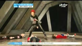 [Y-STAR] SHINee's zombie performance (샤이니, '좀비' 퍼포먼스로 눈길!)