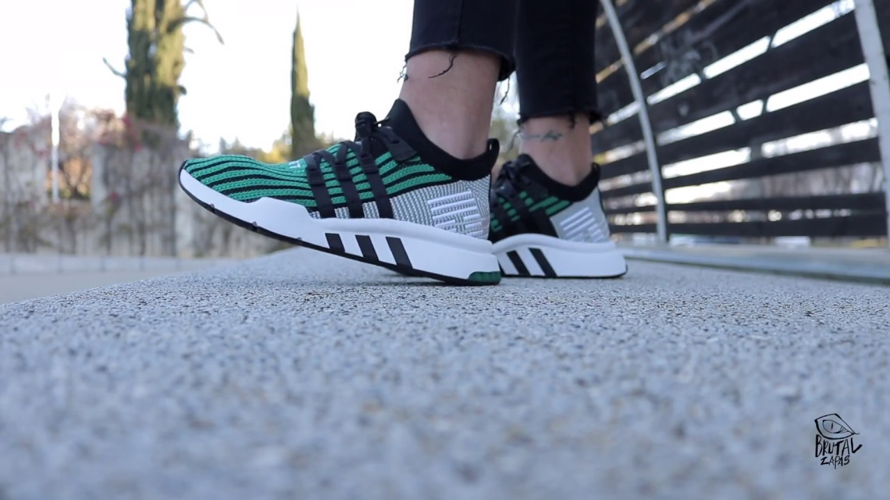 94a7e890907ba REVIEW ADIDAS EQT SUPPORT MID ADV PK - CQ2998 - YouTube