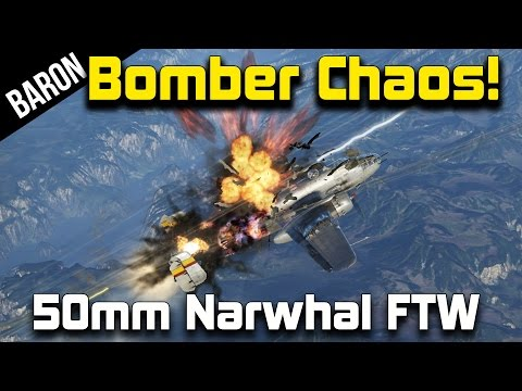 War Thunder Jets Gameplay - Me 262 50mm vs Bomber Formations, Epic Bomber Chaos!