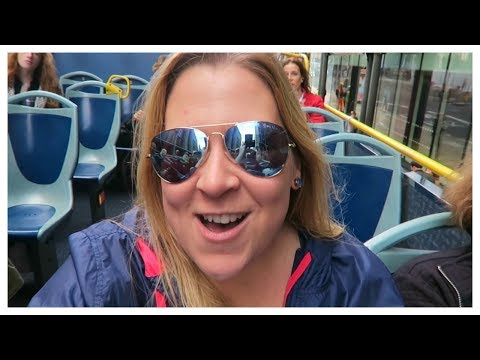 Day 2 in LONDON! | Kensington Palace, St. Paul's Cathedral, Bus Tour, Prosecco Truck & More