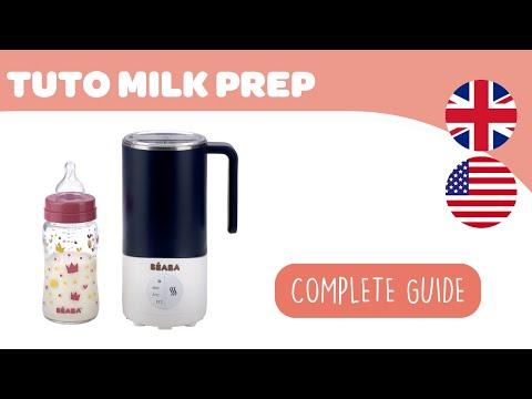 Préparateur de boisson Milk Prep night-blue vidéo