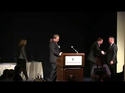 Rep. John Diehl honored with Man in the Arena award