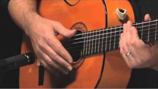 Marcelo Berestovoy: Basic Rumba Flamenco Strum Guitar Lesson