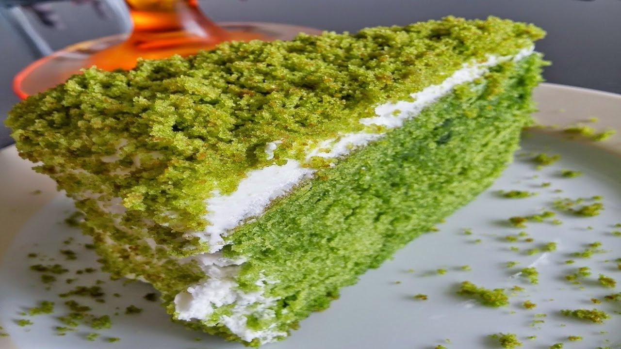 Ispanaklı Kek Tarifi Videosu