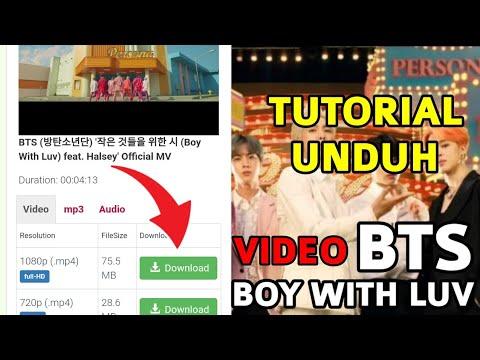 CARA DOWNLOAD VIDEO BOY WITH LUV | BTS - BOY WITH LUV SUB INDO INDO