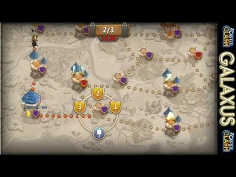 |:|Fort Feud Strategy|:| How To Get More Points In Fortress Feud(Castle Clash)