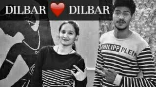 Dilbar | Dance cover | vikram Choreography | D-won Dance crew