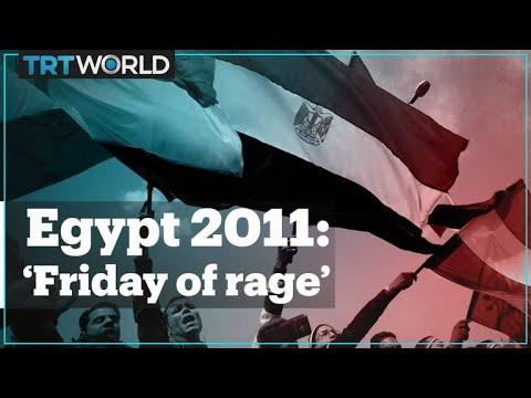 Egypt 2011: 'Friday of rage'