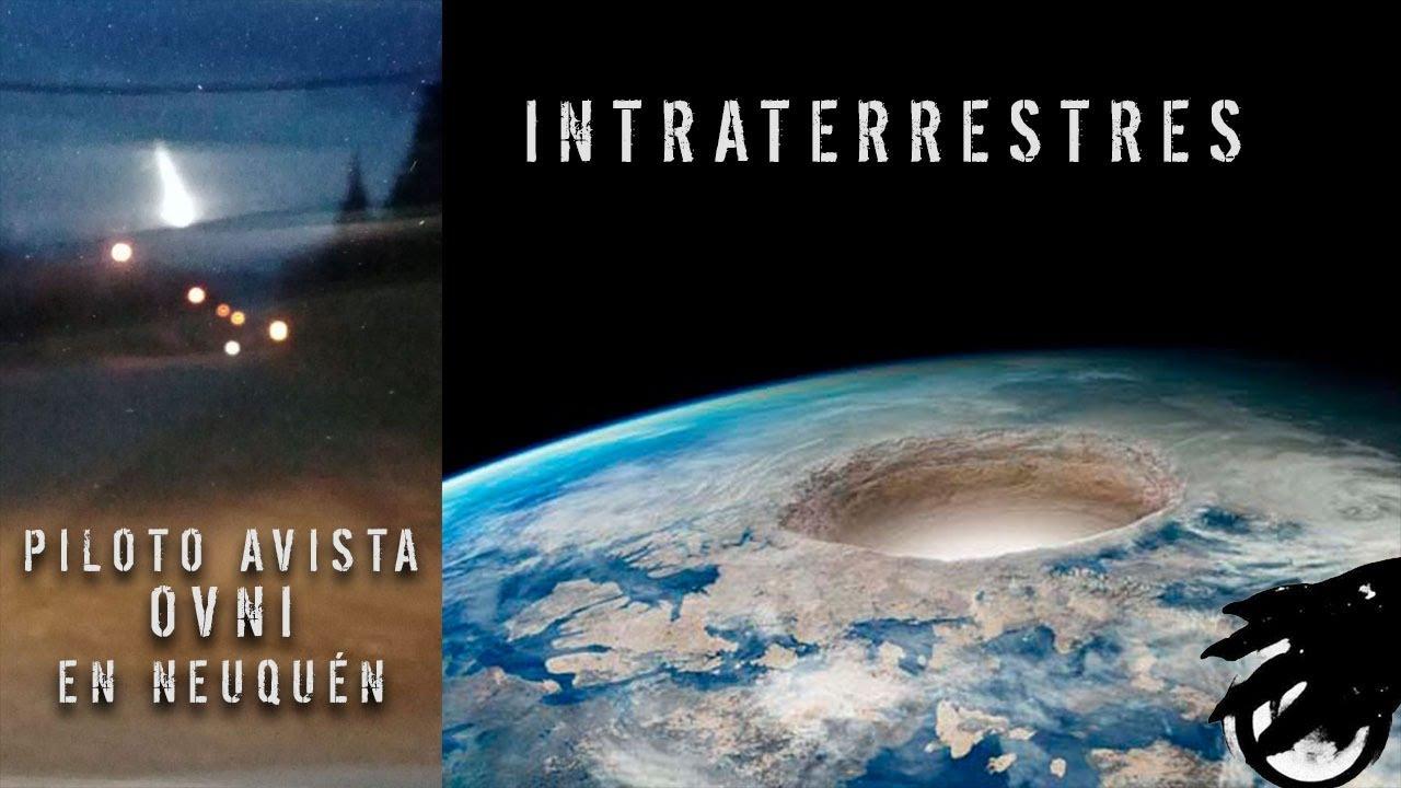 Intraterrestres, los ovnis del interior de la Tierra