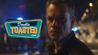 JASON BOURNE MOVIE REVIEW - Double Toasted Highlight