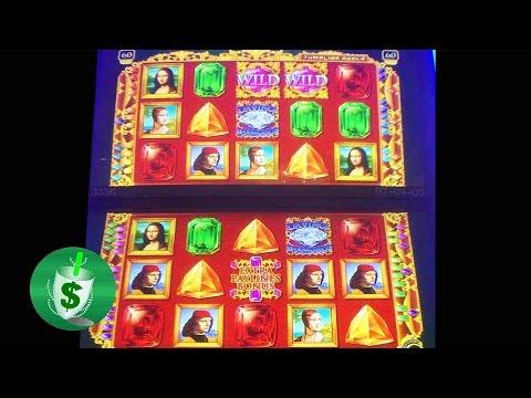 ++NEW Davinci Diamonds Dual Play slot machine, DBG