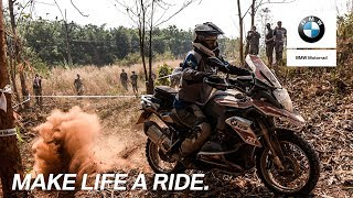 The International GS Trophy 2018 specialised BMW R 1200 GS Rallye