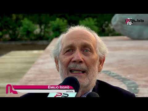 L'OPERA DI EMILIO ISGRÒ PER IL RADICEPURA GARDEN FESTIVAL (I PRESS di Assia La Rosa)
