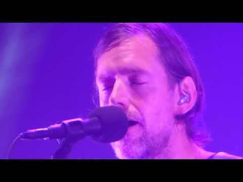 Radiohead Night 1 Karma Police Live TD Garden Boston MA July 28 2018
