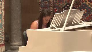 Klasik Keyifler 2013 - Birsen Ulucan Piano Class Concert - Schumann - Nachklänge aus dem theater