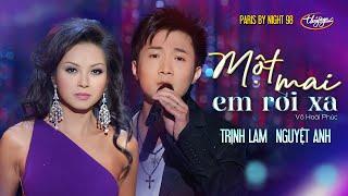 PBN 98   Trịnh Lam & Nguyệt Anh - Một Mai Em Rời Xa