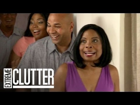 Before and After: A Double Intervention  Extreme Clutter  Oprah Winfrey Network