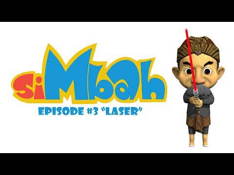 Si Mbah - LASER (Serial Kartun Indonesia) Episode 3