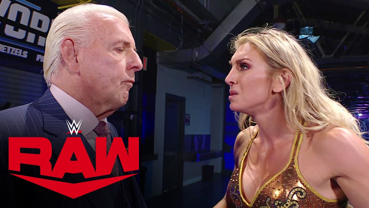Update on Charlotte - Ric Flair and Lacey Evans Storyline