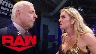 Charlotte Flair tells Ric Flair to go home: Raw, Feb. 22, 2021
