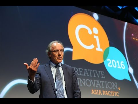 "Dr Alan Finkel AO at Ci2016 - ""Where today's ingenuity might take us"""
