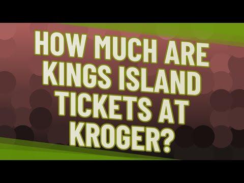 Kings Island Tickets At Kroger