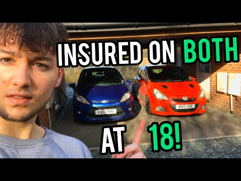 how-to-get-cheap-car-insurance-in-the-uk-for-young-drivers---insured-on-corsa-vxr-&-fiesta-at-18!