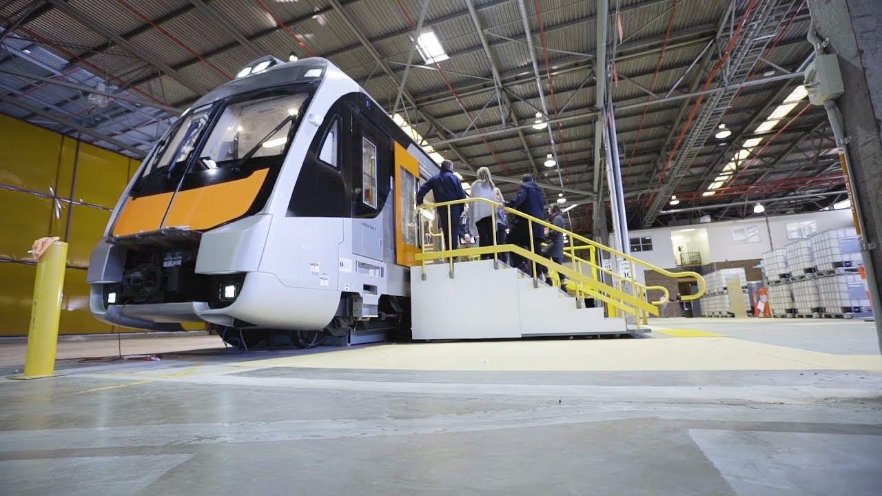 New Intercity Fleet | Transport for NSW