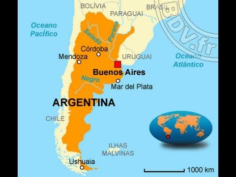 ASMR - Mapa da ARGENTINA | Sussurro / whisper | Pt BR