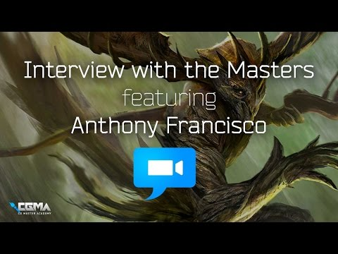 Interview with the Masters | Featuring Anthony Francisco
