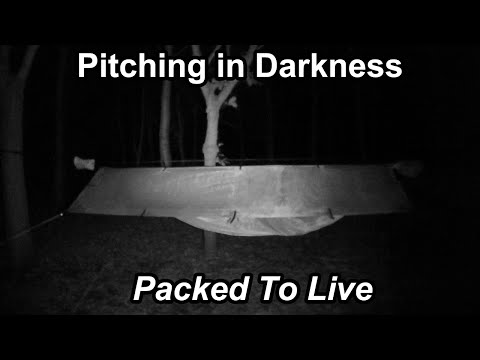 Pitching in Darkness