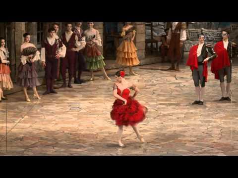 Don Quijote a Bolsoj sztárjaival/Don Quixote with the stars of the Bolshoi