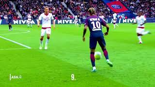 Neymar Jr - En Güzel 25 Çalım Hareketi 2018