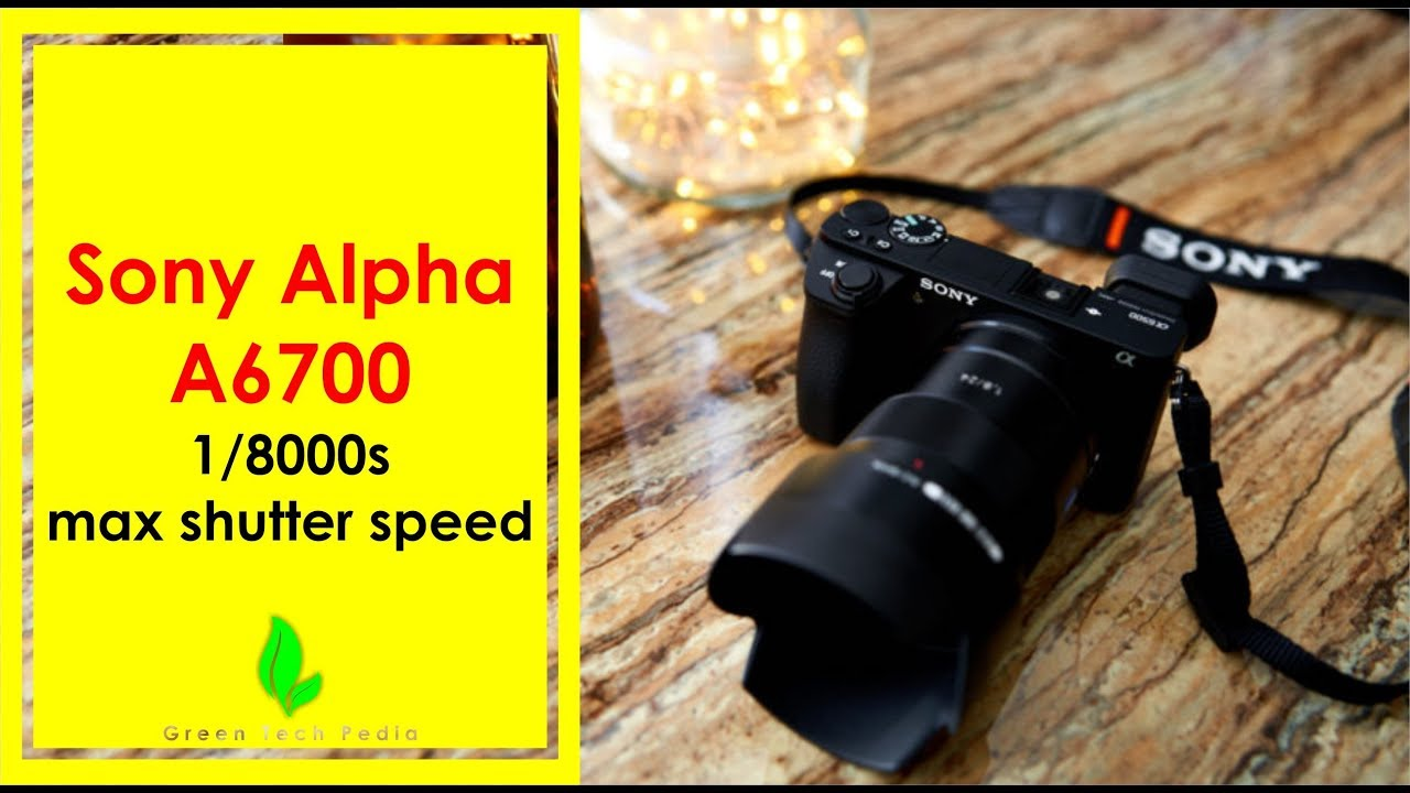 Sony Alpha A6700 Rumored Sony A6700 Specs
