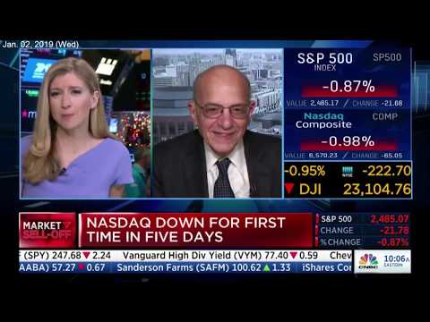 Jeremy Siegel - Stocks are cheap now 2019 01 02