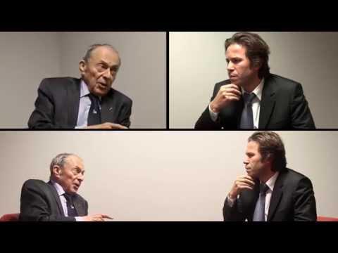 Interview Michel Rocard - Farid EL Alaoui