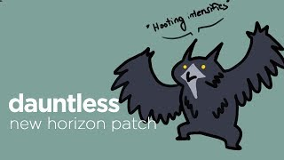 Dauntless Open Beta Patch | Feedback & Gameplay Changes