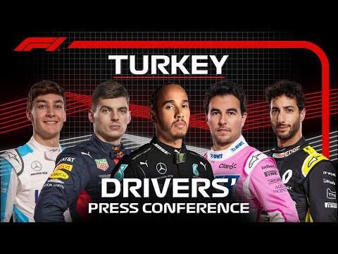 2020 Turkish Grand Prix: Drivers' Press Conference Highlights
