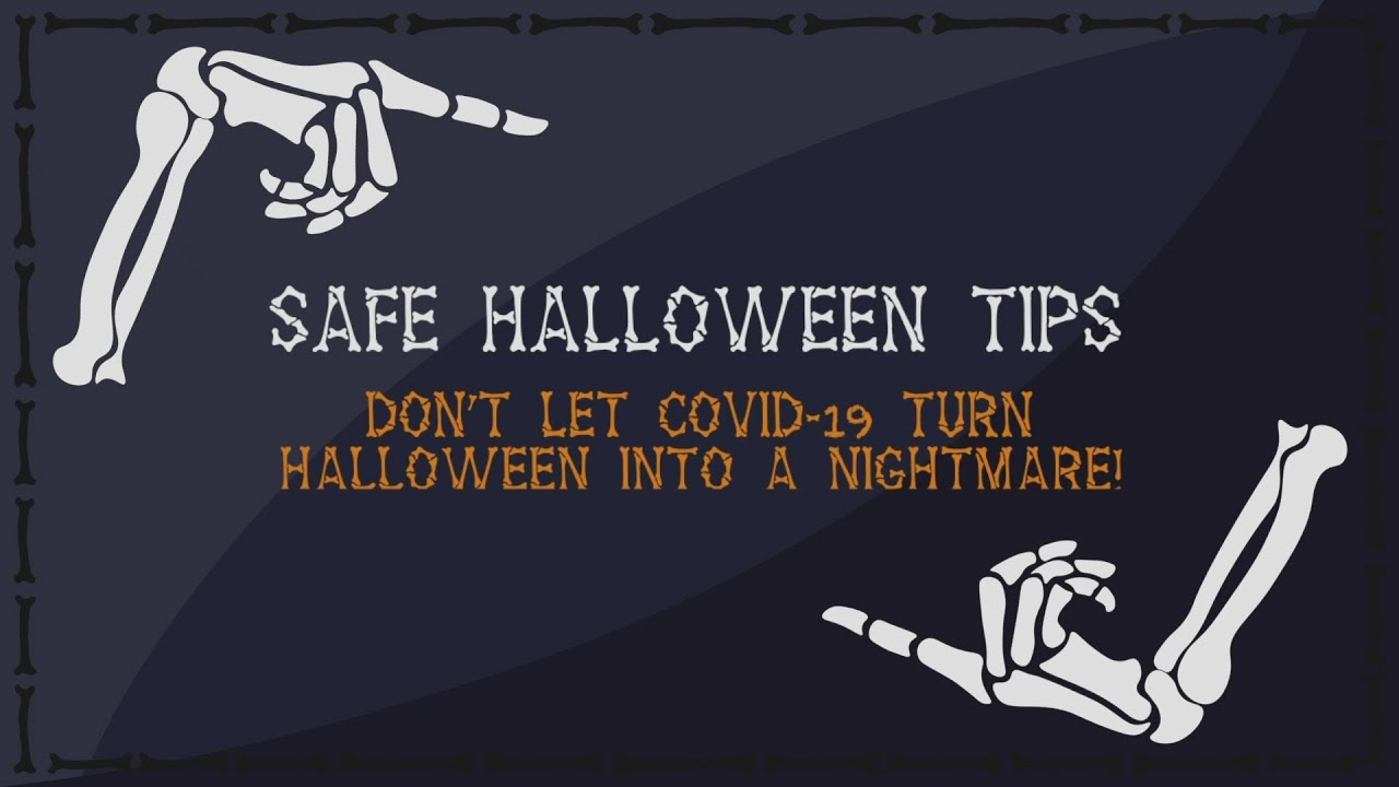 Safe Halloween Safety Tips